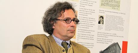 Michael Faber. Foto: Matthias Weidemann. www.l-iz.de