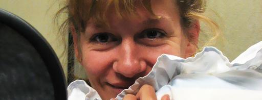Anna Blomeier. (c) SWR 4