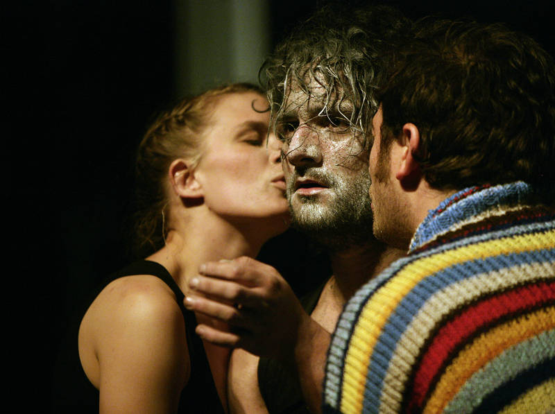 Centraltheater 2012 Hamlet Vers. 6. Foto: Rolf Arnold / CT