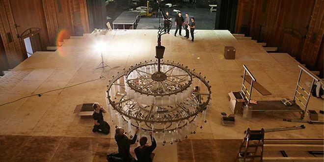 Umbau Centraltheater 2013 (c) Rolf Arnold