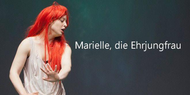 Marielle, die Ehrjungfrau. © Bernhard Fuchs, 2012, Premio Preis