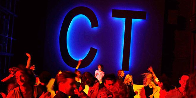 Centraltheater Festivallounge. Foto: Rolf Arnold / CT.