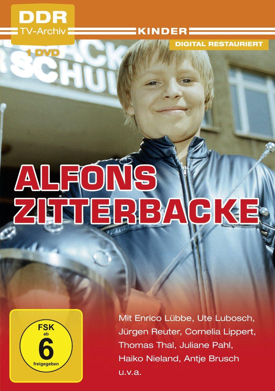 Enrico Lübbe als Alfons Zitterbacke