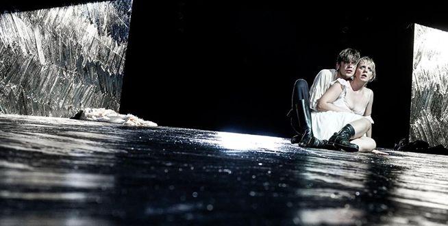 Woyzeck. Regie Sebastian Hartmann. Deutsches Theater Berlin © Arno Declair