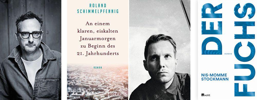 Roland Schimmelpfennig © Heike Steinweg und Nis-Momme Stockmann © privat