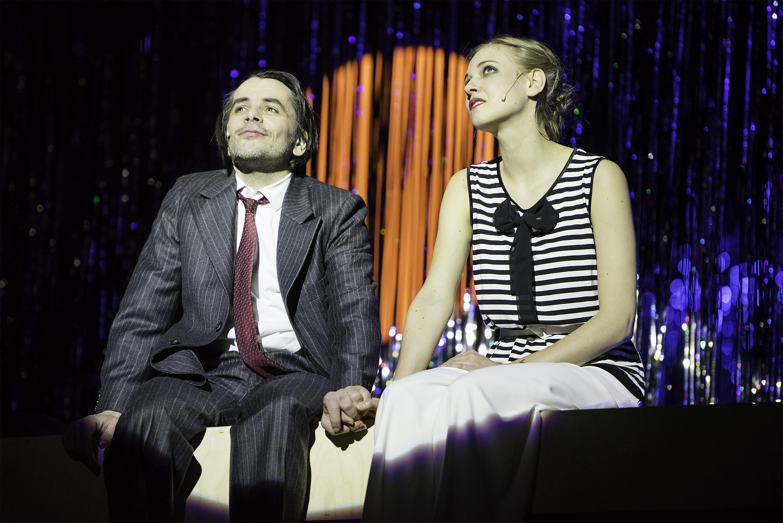 Lara Waldow (Cornelia Fischer) und Manuel Struffolino (Fabian)