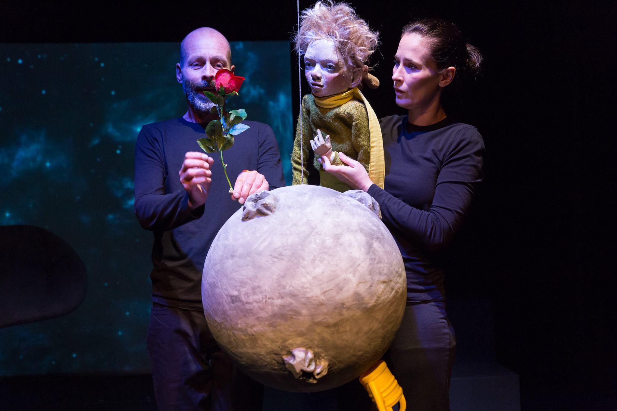 Der kleine Prinz © Theater der jungen Welt Leipzig