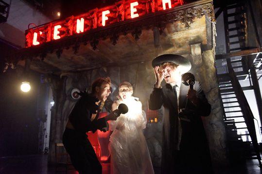 Der Castorfsche Faust © Thomas-Aurin