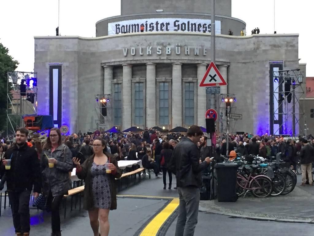 Volksbühne ©Andrea Tatjana Wigger
