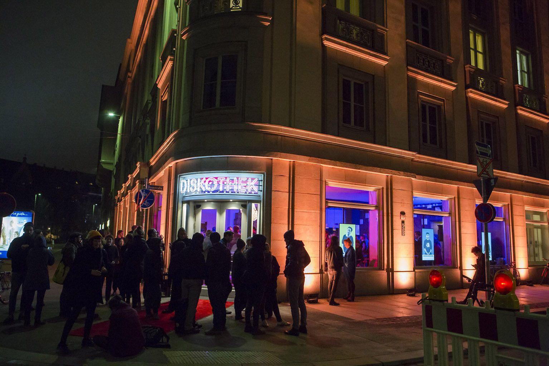 Schauspiel Leipzig - Diskothek © Rolf Arnold