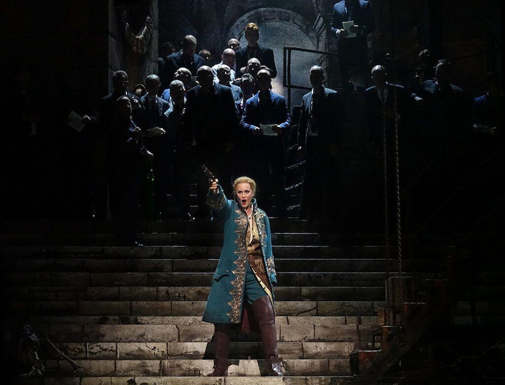 Fidelio an der Oper Halle © Detlef Kurth