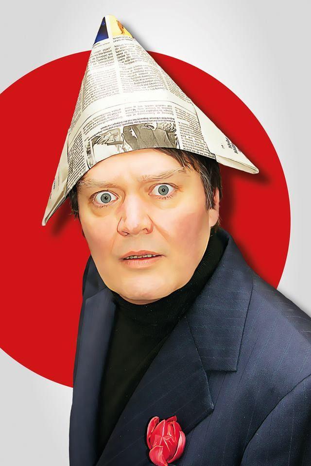 Meigl Hoffmann ist ganz <em>Am Stand der Dinge</em> © Centralkabarett
