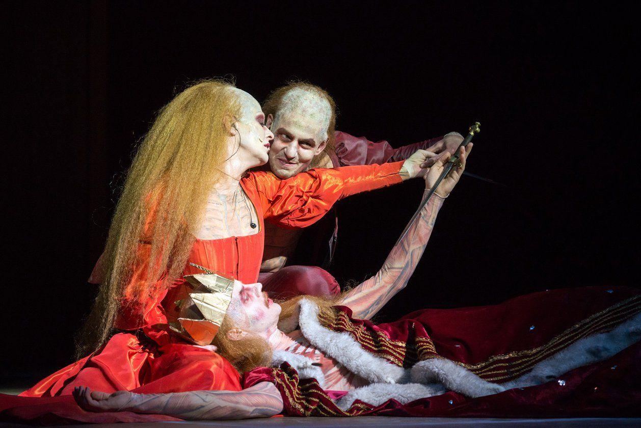 Macbeth © Reinhardt Werner/Burgtheater