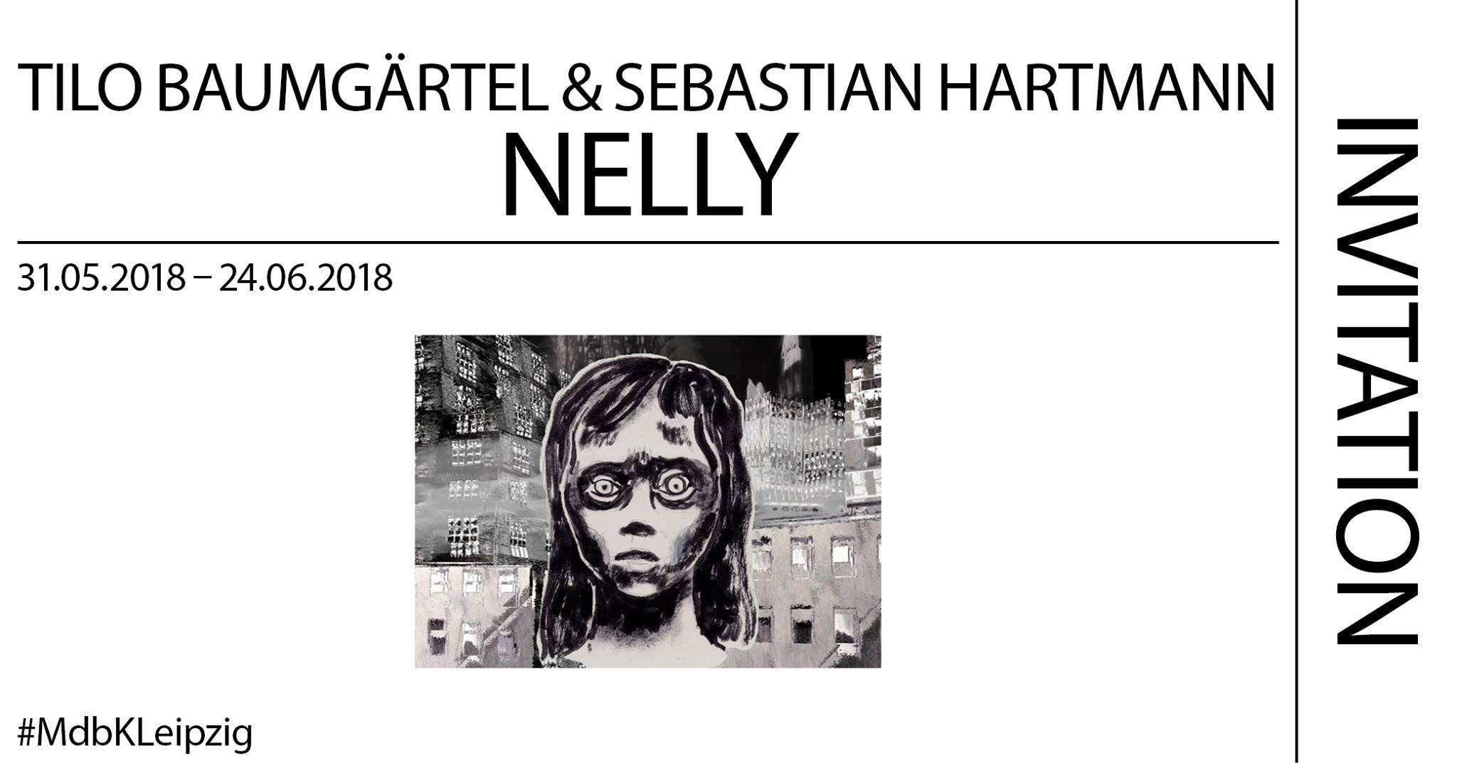 Nelly - Ausstellung im mdbk Leipzig