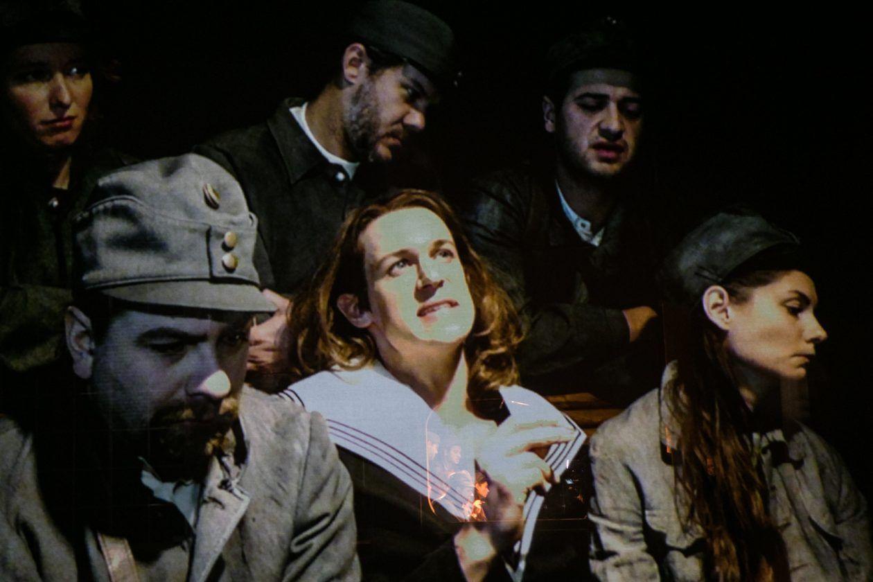 Der Zauberberg am Schauspiel Graz Regie Alex Eisenach © Lupi Spuma