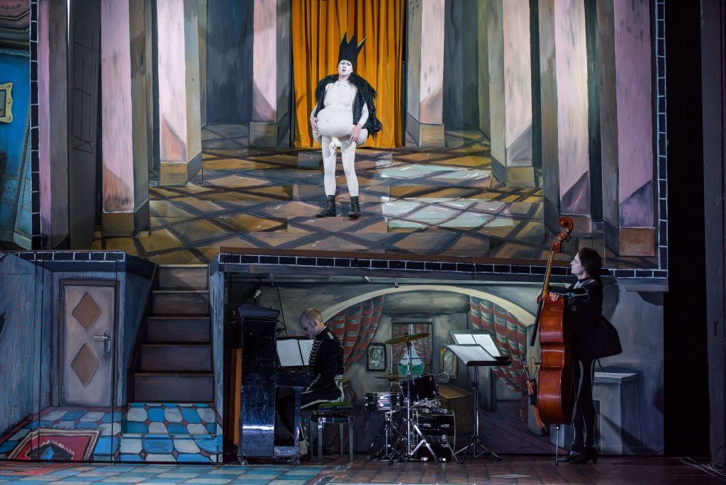 Macbeth DNT Weimar © Candy Welz 1