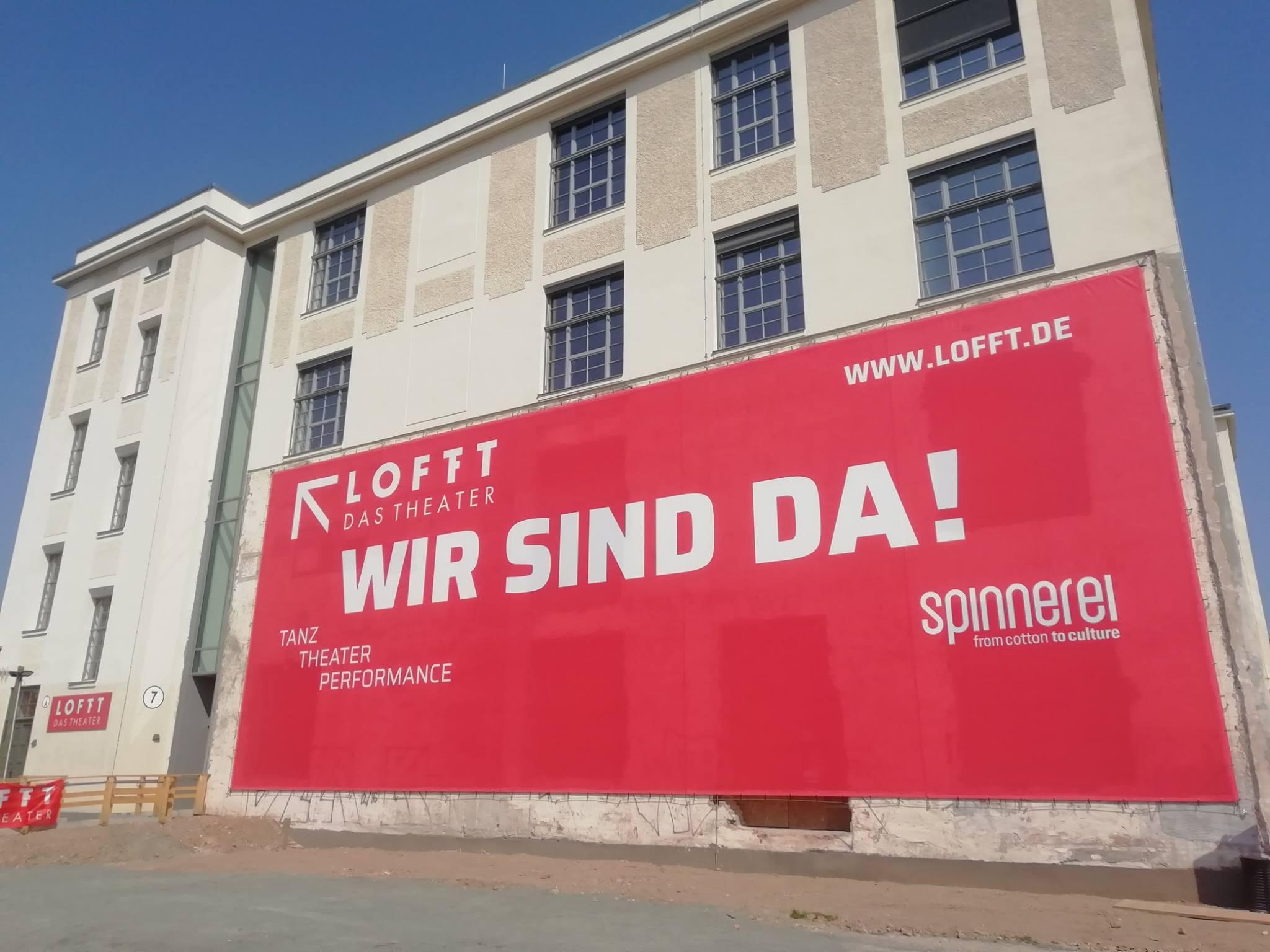 Halle Sieben ... © LOFFT - Das Theater
