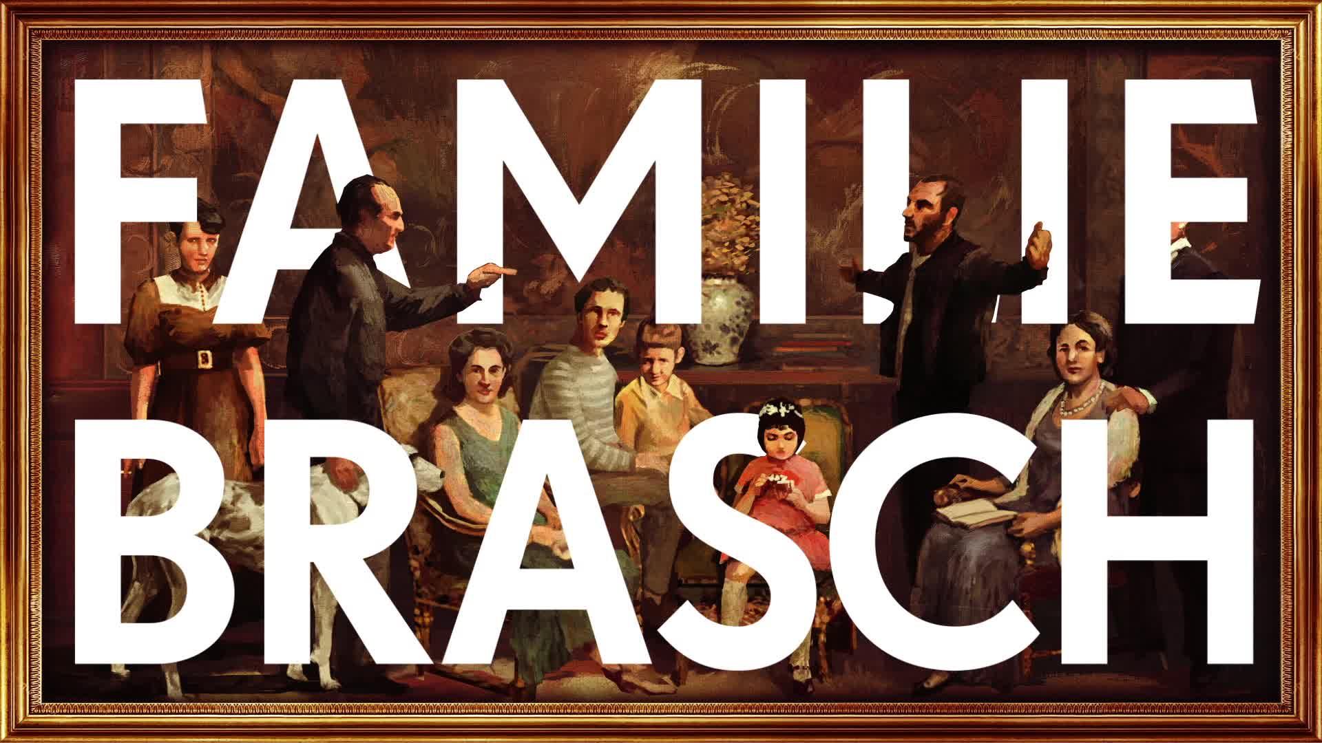 Familie Brasch. Ein Film von Annekathrin Hendel