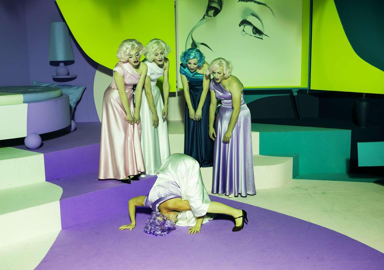 Prinzessin Hamlet am Schauspiel Leipzig © Rolf Arnold
