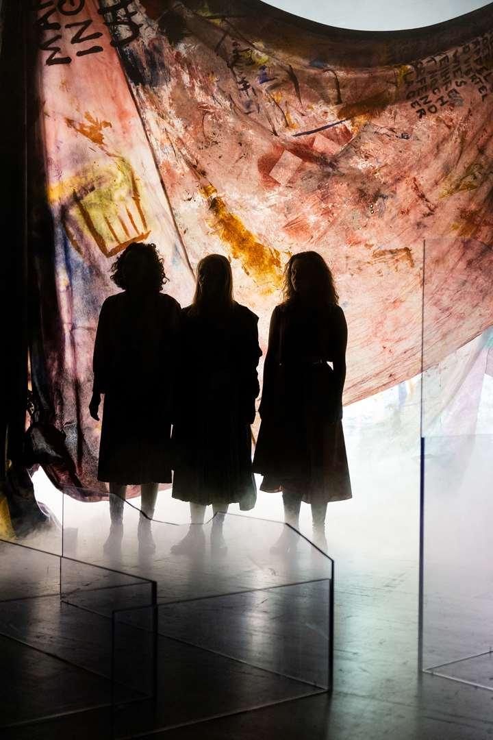 'die unverheiratete' © Jana Nowak/Schauspiel Leipzig