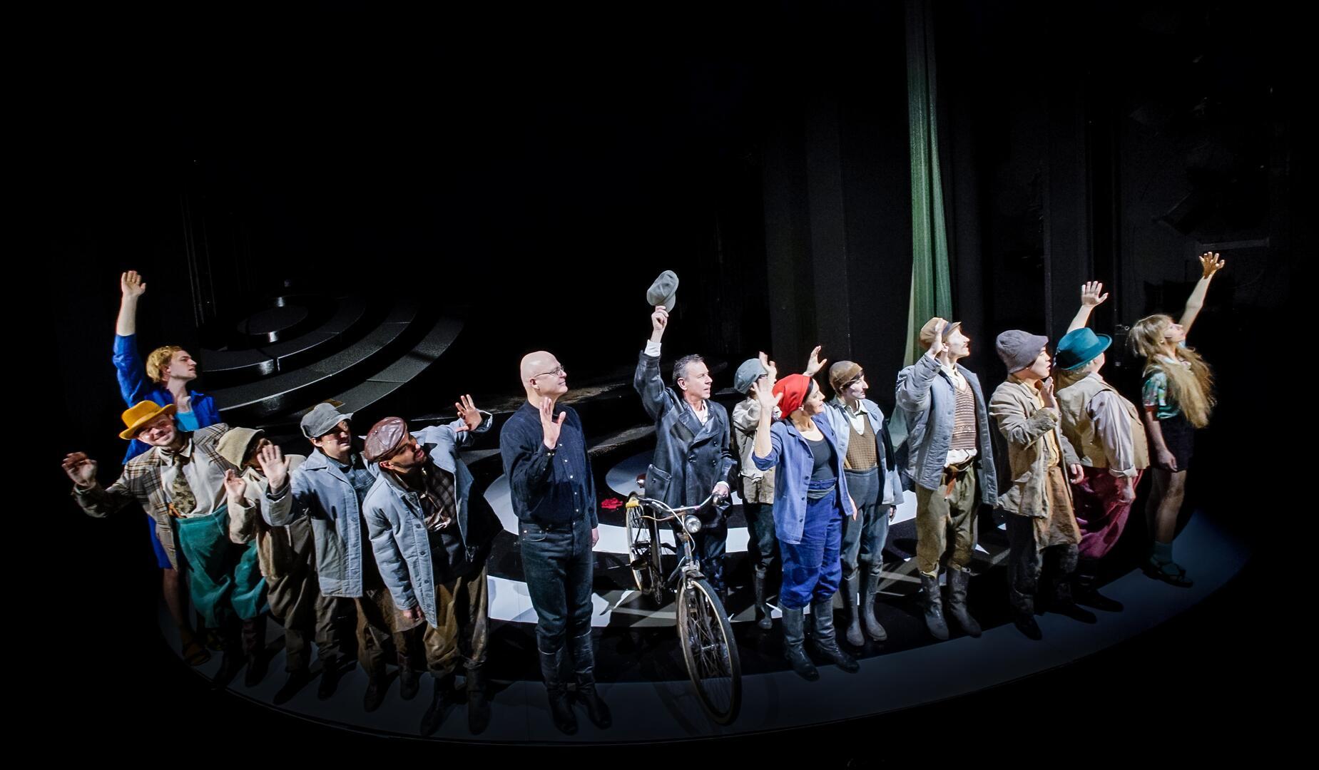 Die Umsiedlerin @ Arno Declair, Deutsches Theater Berlin