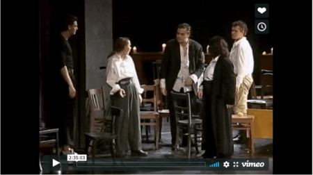 Die Räuber / Konstanze Lauterbach @ Schauspiel Leipzig at vimeo