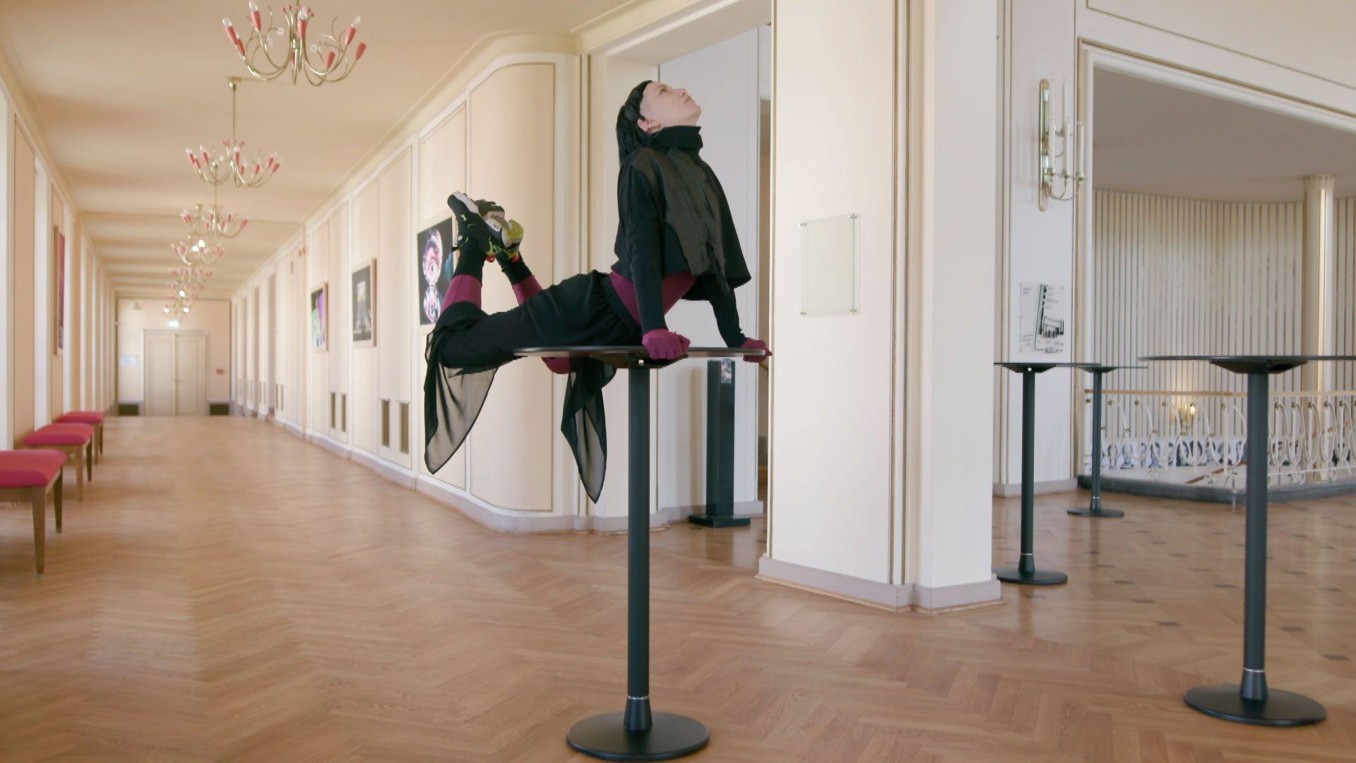 """Corona Creative """"In der Zwischenzeit"""" © Judith Meister / MDR"""