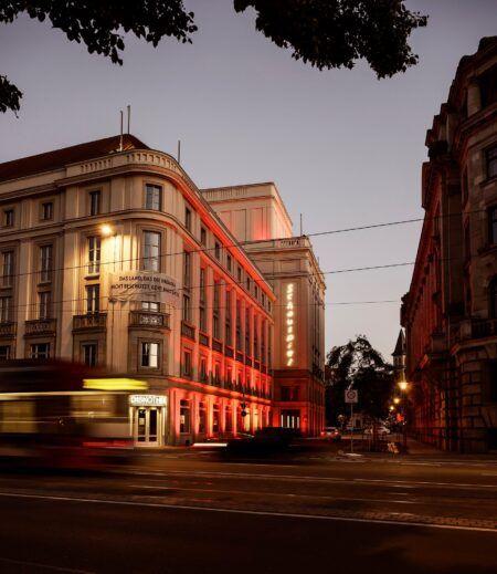 Schauspiel Leipzig #nightoflight
